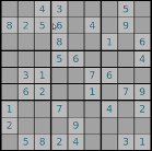Soduku Game - Can you count?